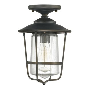 Outdoor Flush Mount Lights You\'ll Love | Wayfair