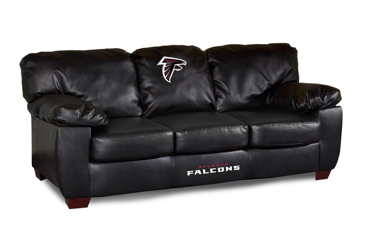 NFL Classic Leather Sofa