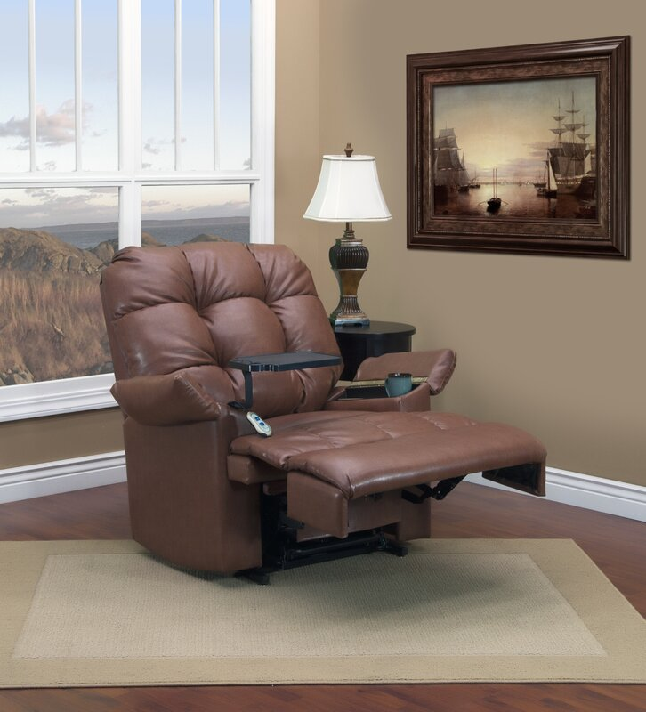 Medi Lift Chair med-lift 5600 series wall-a-way reclining lift chair & reviews