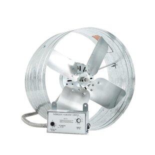 1620 CFM Attic Fan  sc 1 st  Wayfair & Attic Fan Shutter | Wayfair