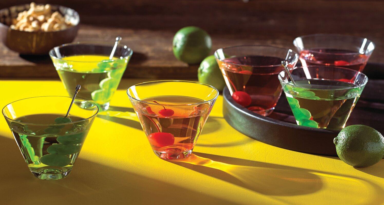 Lenox Tuscany Classics 10 oz. Crystal Cocktail Glass & Reviews | Wayfair