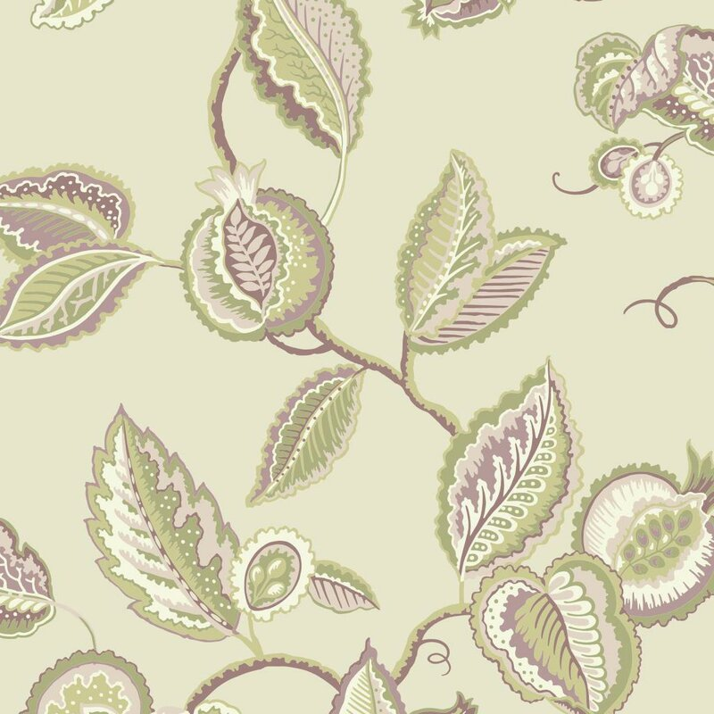 Waverly Fantasy Fleur 33 X 20 5 Floral And Botanical 3d Embossed Wallpaper
