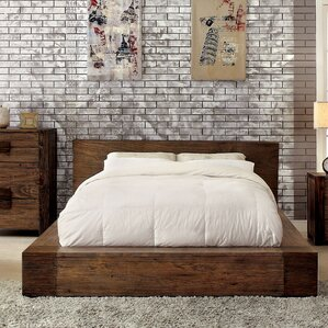 Morgana Platform Bed by Trent Austin Design
