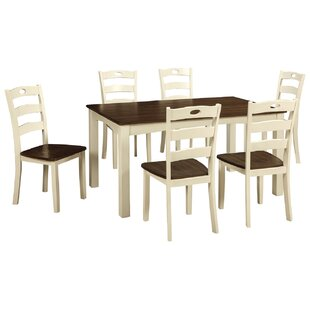 Annalise 7 Piece Dining Set