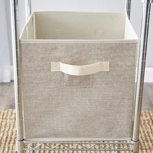 Basics Collapsible Storage Bin