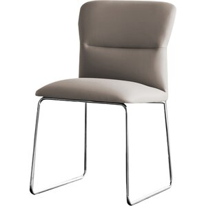 Frida Upholstered Side Chair by Connubia