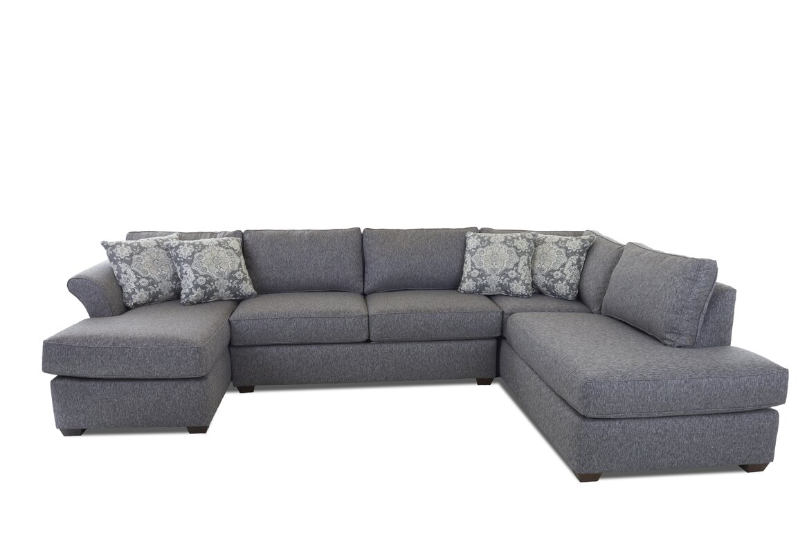 shaped it couch real a our west merrypad months sectional honest review tillary s cat house of out in an check elm sofa
