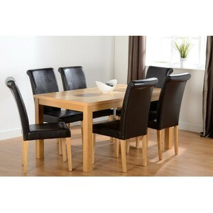 6 Seater Dining Table Sets Youll Love Wayfaircouk