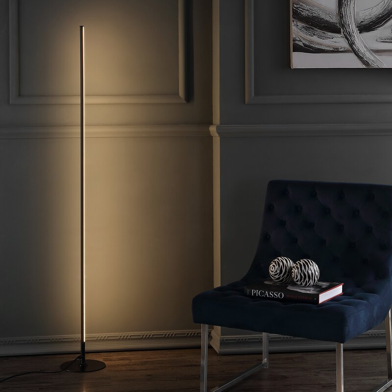 Tregenna 59 5 Quot Led Floor Lamp Amp Reviews Allmodern