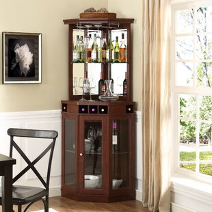 Ashfield Bar with Wine Storage