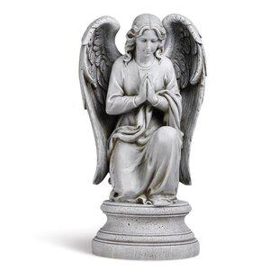 Praying u00a0Angel Garden Statue