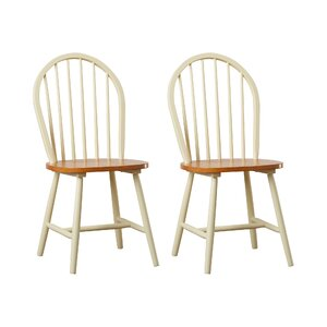 Bramble Hill Solid Wood Dining Chair (Set of 2)