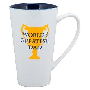 7eb6cbd5dd7 Mansell World s Greatest Dad Coffee Mug