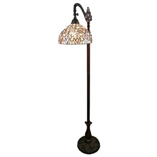 tiffany style the floor p reading home lamps depot lamp amora in lighting dragonfly