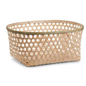 Korb aus Bambus von Zeller Present