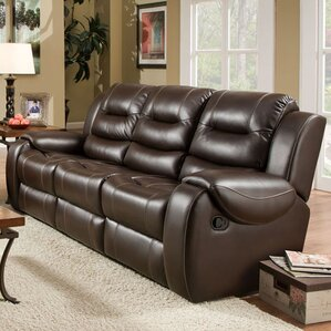 Clark Double Reclining Sofa by Cambridge