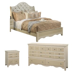 Merveilleux Marilyn Panel Configurable Bedroom Set
