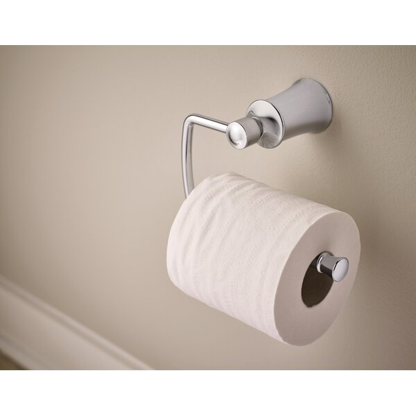 YB48CHBNORB Moen Dartmoor Wall Mount Toilet Paper Holder Beauteous Bathroom Paper