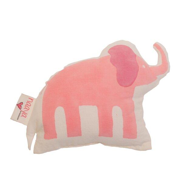 Pink Elephant Pillow | Wayfair