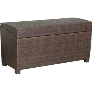Superieur Managua Wicker Storage Bench