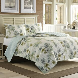 9a292a2f71 Serenity Palms Quilt by Tommy Bahama Bedding