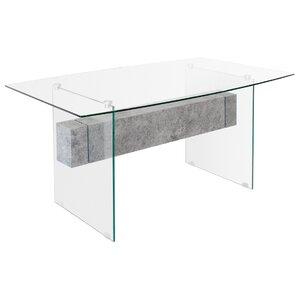 Esstisch aus Glas von Home Essence
