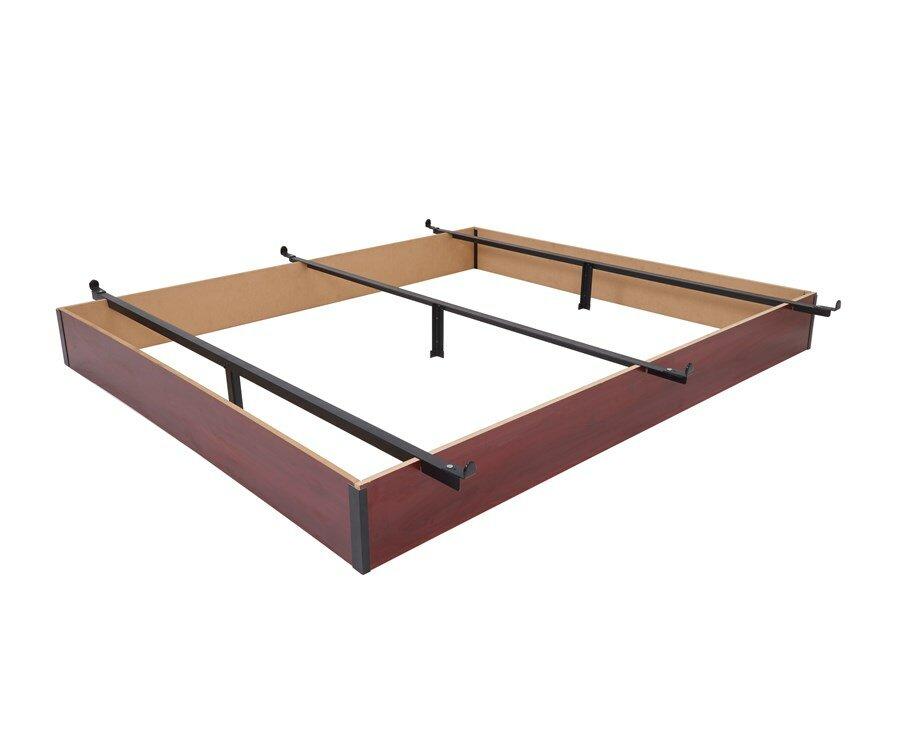 Mantua Mfg. Co. Mantua Wood Bed Frame & Reviews | Wayfair