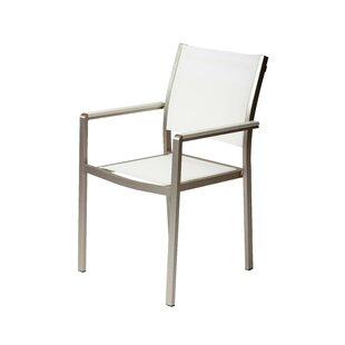 modern white outdoor dining chairs allmodern rh allmodern com white patio chairs uk white patio chairs walmart