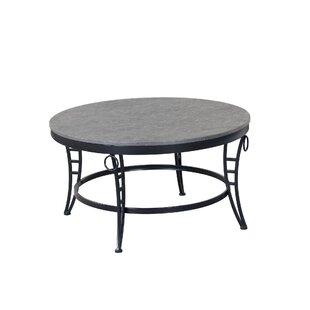 Coffee Table Round Edges | Wayfair ca