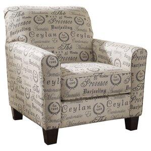 Deerpark Linen Armchair by Andover Mills