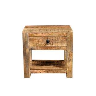 Thuringowa Mango Wood End Table