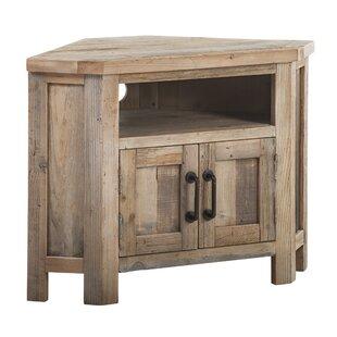versailles reclaimed wood corner tv stand - Wood Corner Tv Stand