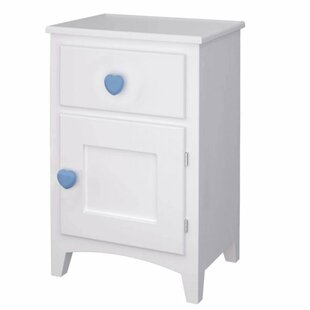 Aurora 1 Drawer Nightstand by Just Kids