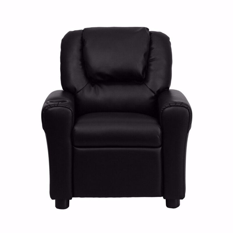 Awesome Heiser Kids Leather Chair