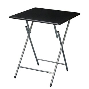 Bon Oversized Metal Folding Tray Table