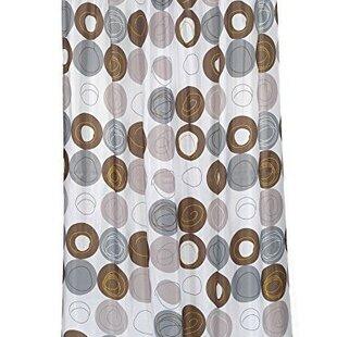 Nevin Stall Size Vinyl Single Shower Curtain
