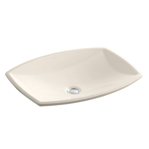 undermount sinks youll love wayfair - Bathroom Undermount Sinks