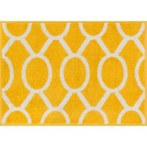 Terrace Lemon/Ivory Area Rug