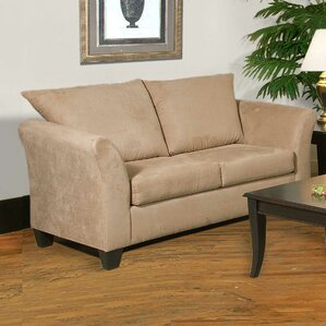 Serta Upholstery Lemp Loveseat by Red Barrel Studio