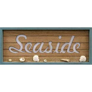 Lighted Seaside Wall Decor