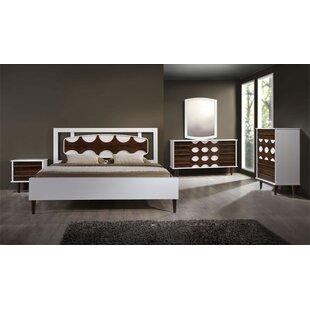 Marvelous Harper Panel Bed