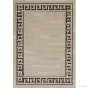 Howell All-Weather Beige Indoor/Outdoor Area Rug