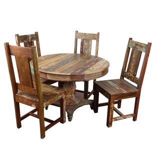 Mcdonnell 5 Piece Dining Set