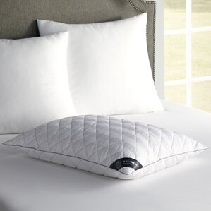 Diamond Quilt Polyfill Pillow by BEHRENS England