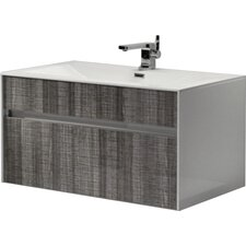 Bathroom Vanity Modern modern bathroom vanities & cabinets | allmodern
