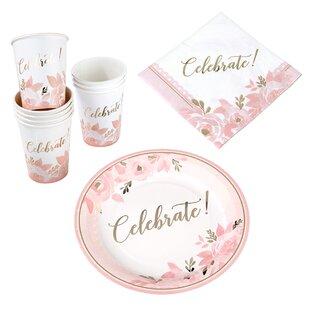 bridal shower celebration set