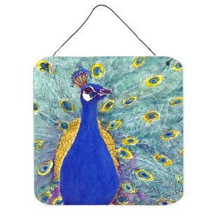 Peacock Wall Decor