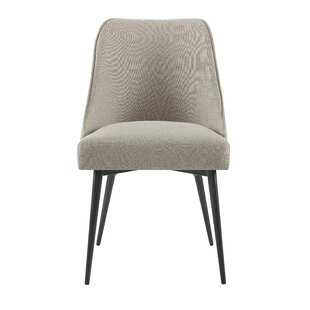 Nivens Upholstered Dining Chair (Set of 2)