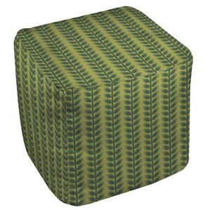 Tropical Breeze Patterns 39 Ottoman by Manua..
