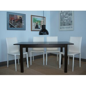 Moderna 5 Piece Dining Set by Wildon Home ?
